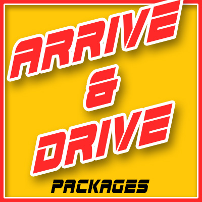 Arrive and Drive Sessions